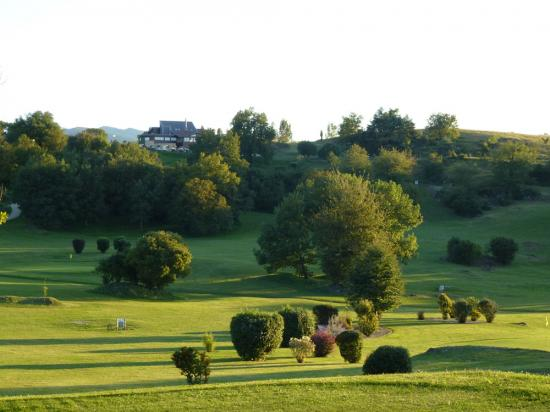 Golf club ariege 01